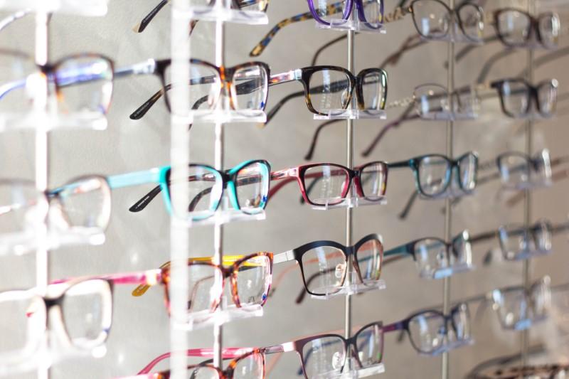 Optika - velika izbira očal