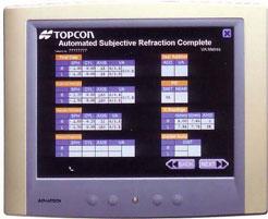 Analizator vida Topcom BV 1000